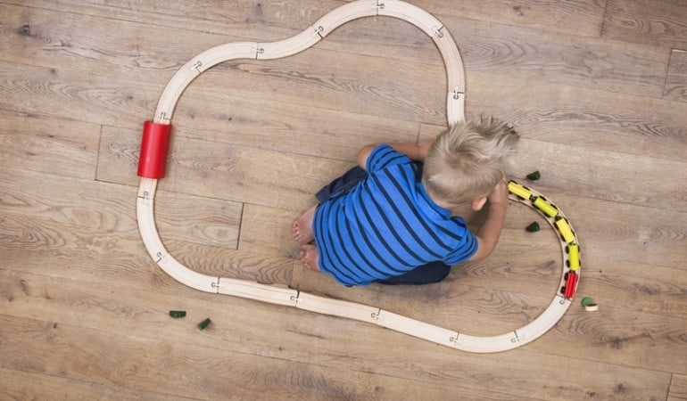 Chuggington Train Set Review