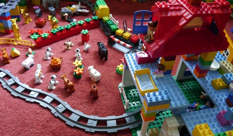 Lego train set or Playmobil train set: Ultimate Train Guide