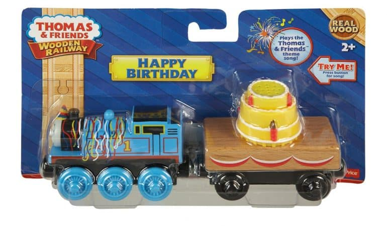 Fisher Price Train Cars for Wooden Tracks