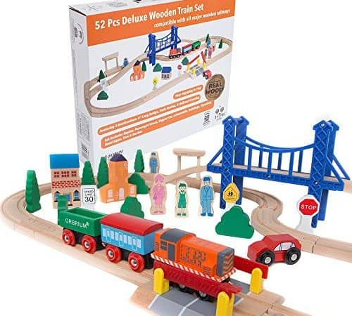 Wooden Toy Train Buying Guide