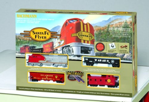 Bachmann Trains: Different Play Sets