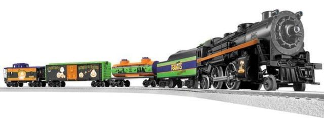 Halloween Train Set: Best Trains For The Occasion