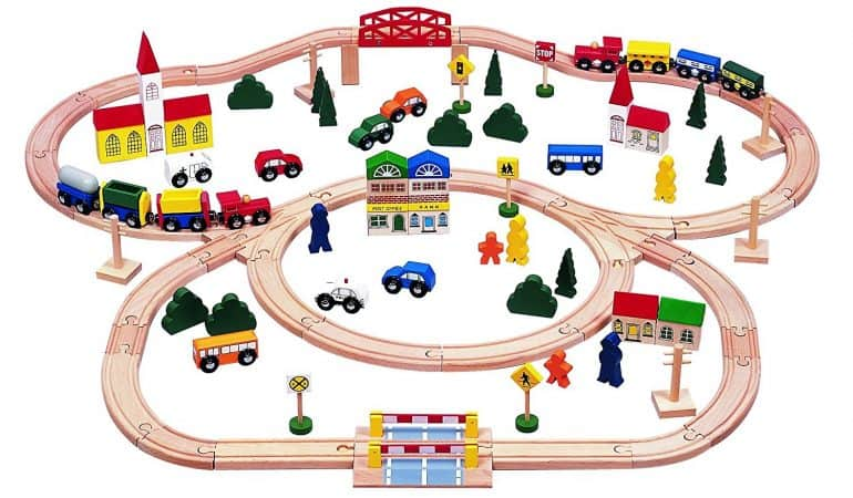 Train Sets for Kids