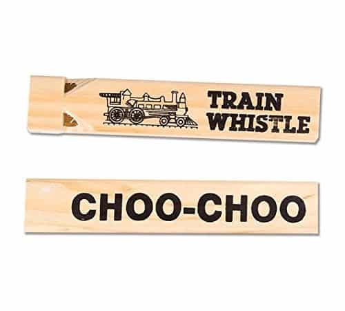 Thomas the Train Wooden Whistle