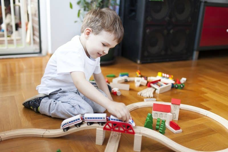 Best Wooden Train Set