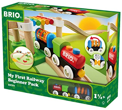 Brio My First Railway Beginner Pack Train Set  sc 1 st  Toy Train Center & Brio Train Tables and Sets | Toy Train Center