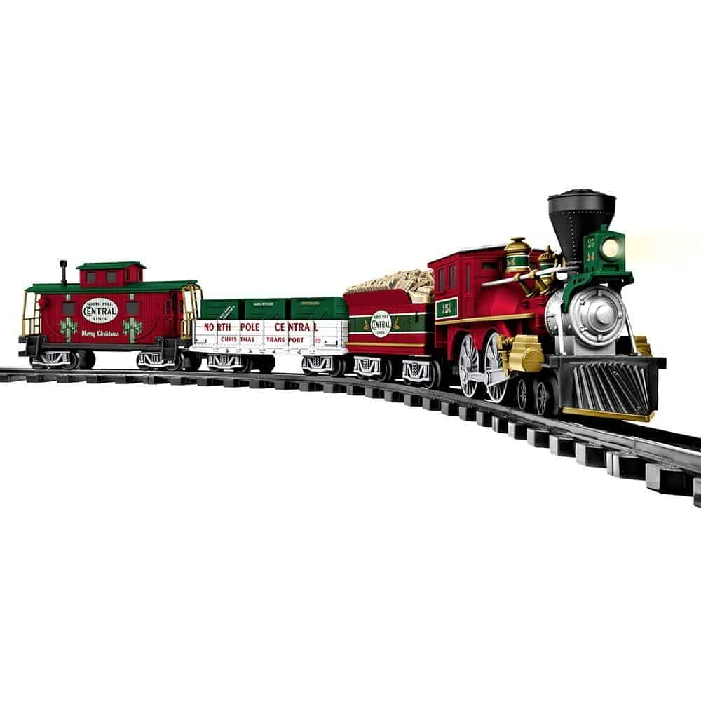 Christmas Train Cast.25 Lionel Christmas Trains Toy Train Center
