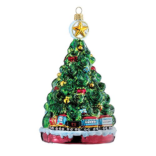 Top 25 Glass Train Christmas Ornaments | Toy Train Center