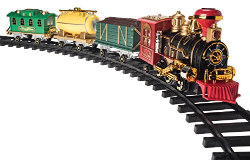 This Amazing Kids Train Set Features A Christmas Train That Is Perfect To  Be Set Or Laid Under A Christmas Tree During The Holiday.