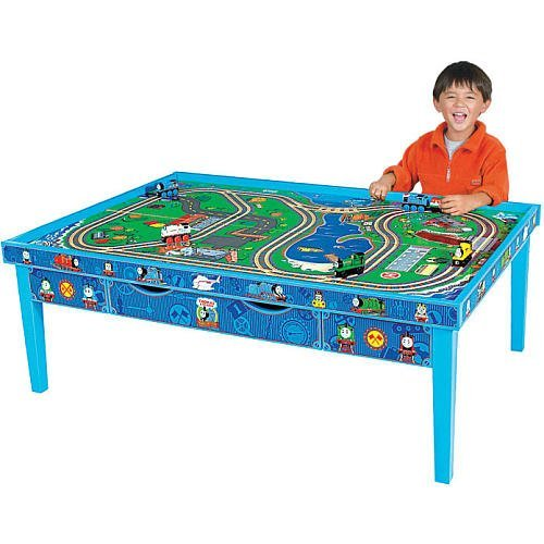 Thomas The Train Table Toy Train Center