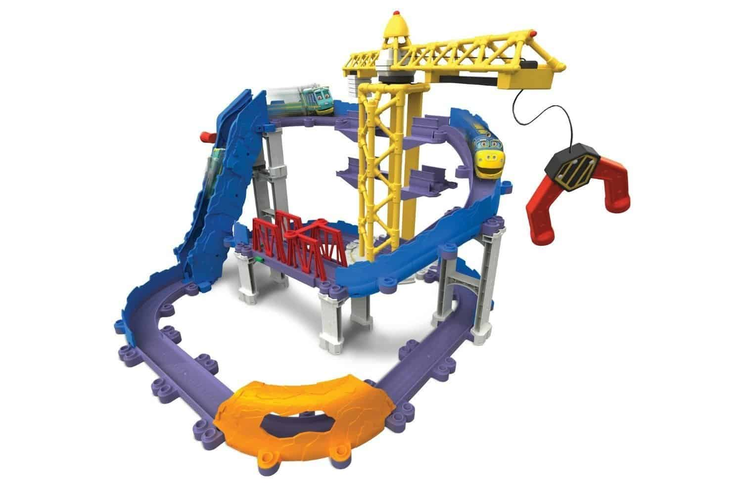 sc 1 st  Toy Train Center : chuggington train set table - pezcame.com