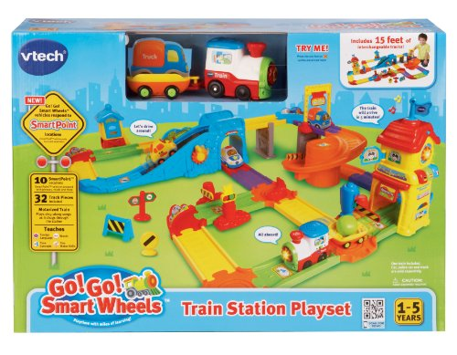 Best Vtech Train Set 2017 Toy Train Center