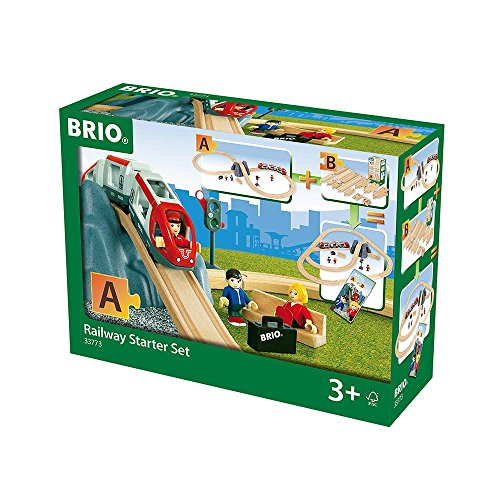 BRIO Railway Starter Set Train Set  sc 1 st  Toy Train Center & Brio Train Tables and Sets | Toy Train Center