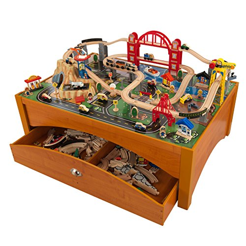 Kidkraft Train Table With Drawer