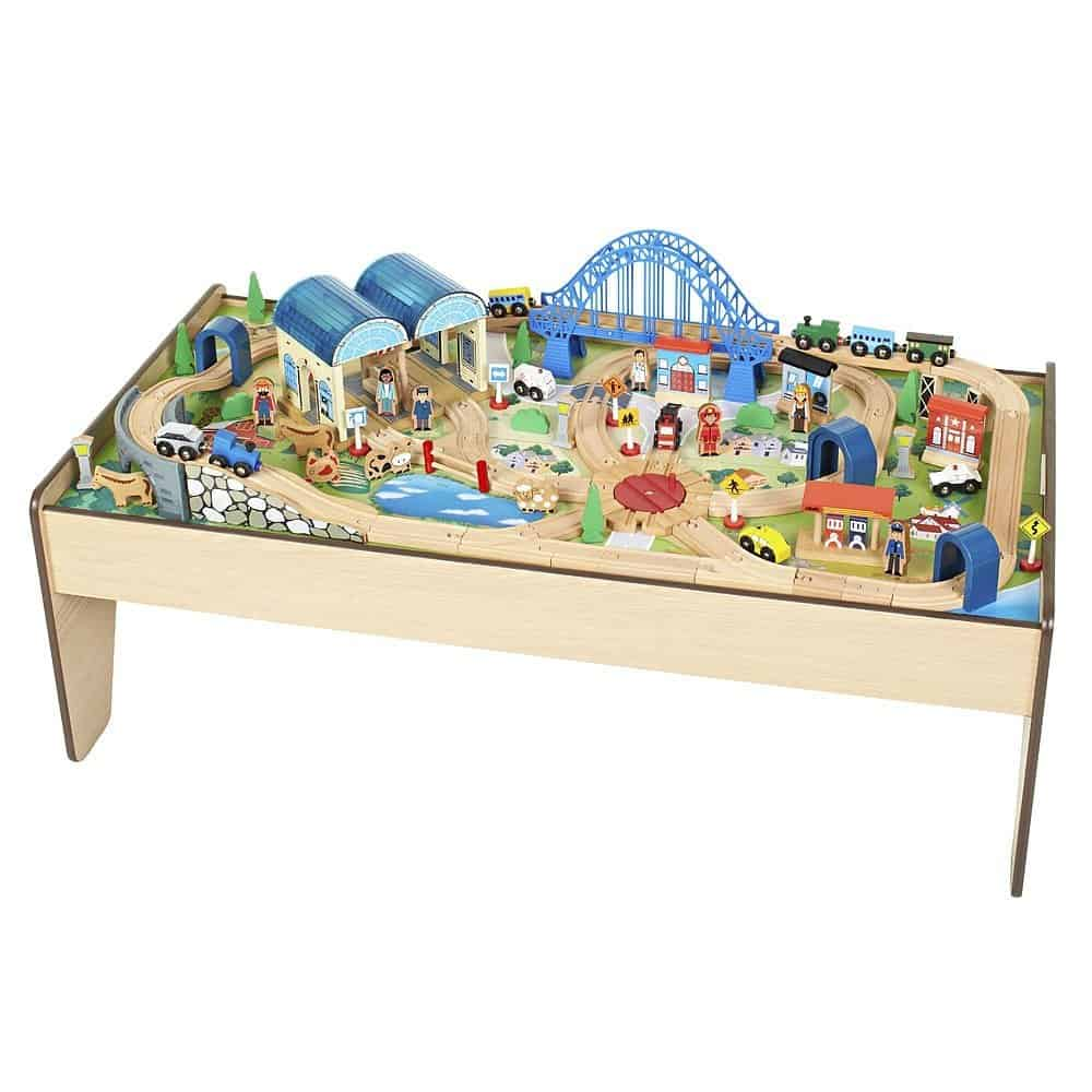 sc 1 st  Toy Train Center : imaginarium table train set - Pezcame.Com