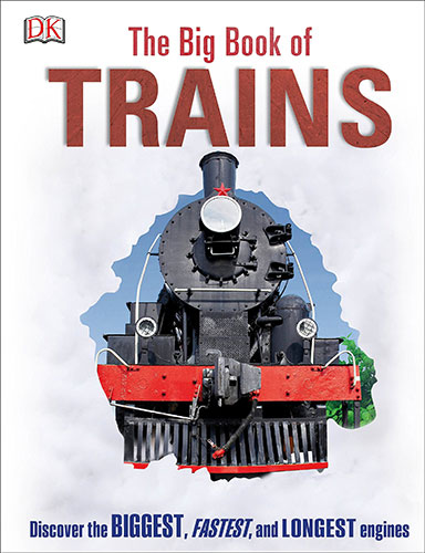 toy trains books