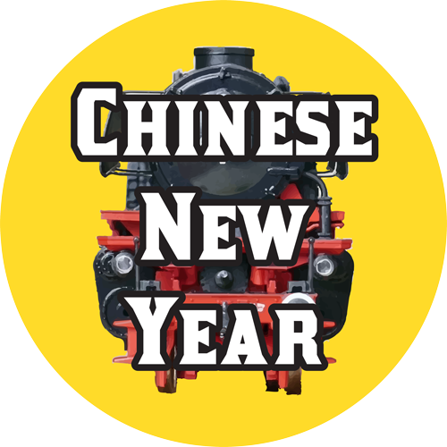 toy trains chinese new year