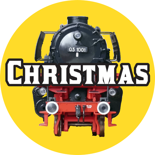 toy trains christmas