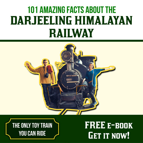darjeeling himalayan railway facts
