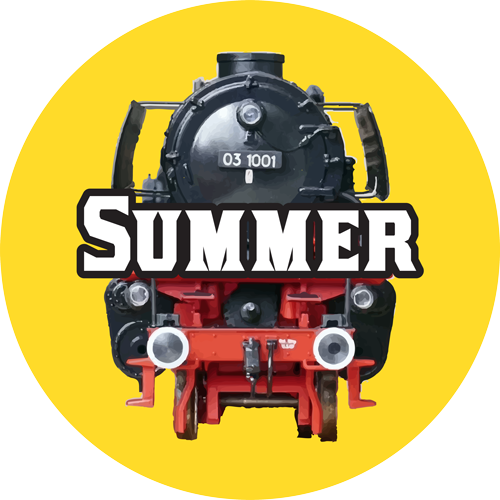 toy trains summer
