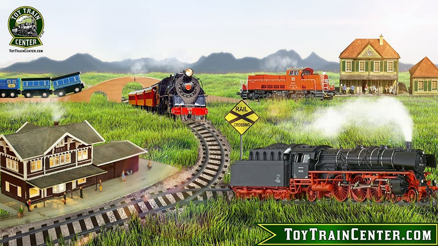 Toy Train Center