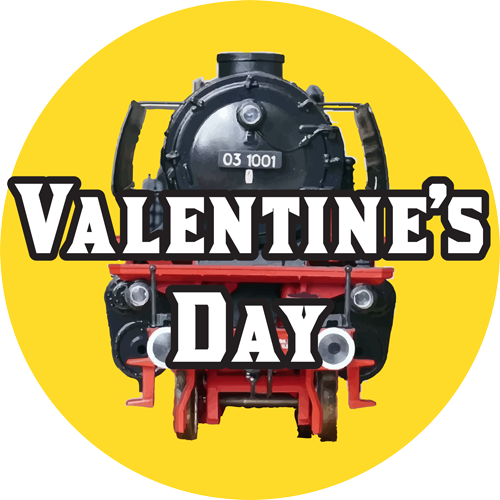 toy trains valentine's day