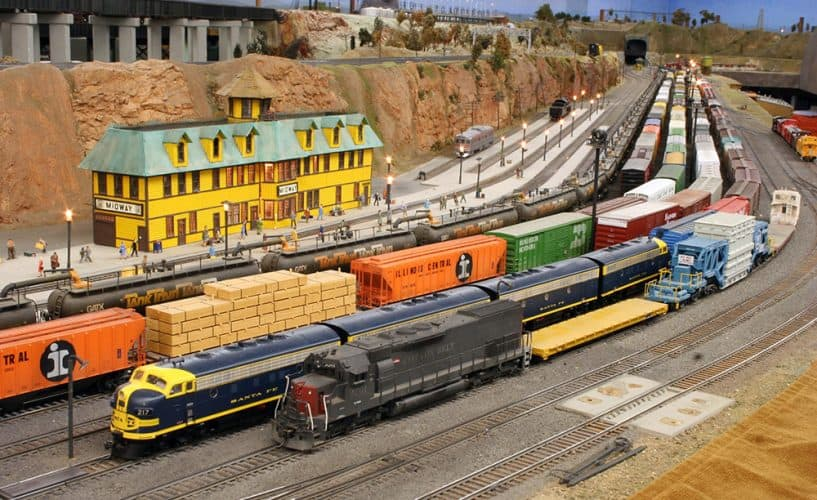Pasadena Model Railroad Los Angeles