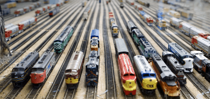 The San Diego Model Railroad Museum
